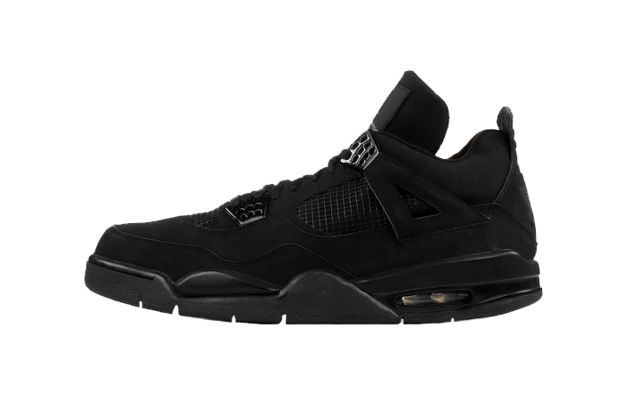 Air Jordan 4 Black Cat CU1110-010 01