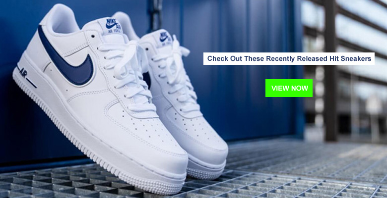 Before Buying Any Pair Check Out These Recently Released Hit Sneakers slider