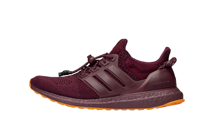 Beyonce Ivy Park adidas Ultra Boost Maroon FX3163 01