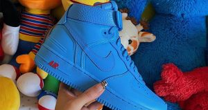 Detailed Look At The Just Don Nike Air Force 1 High