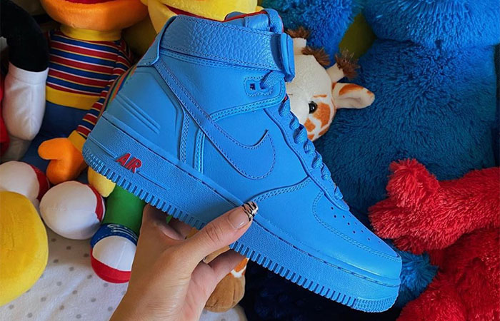 Detailed Look At The Just Don Nike Air Force 1 High ft