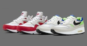 First Look At The Nike 'DNA Series' Pack