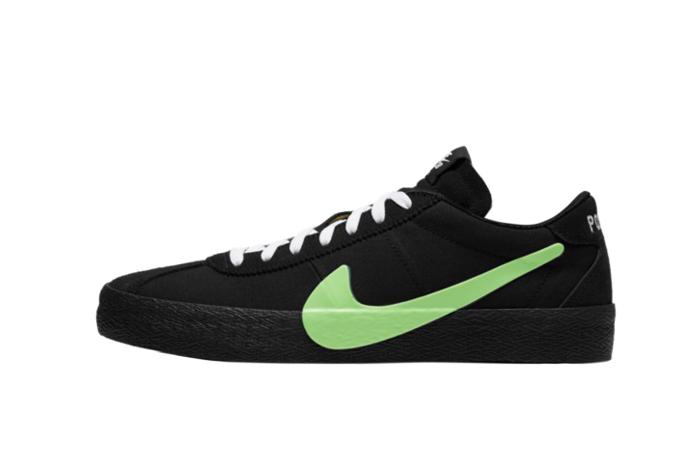 Gino Iannucci Nike SB Bruin Black CU3211-001 01