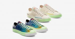 Here Is The Never Seen Before Converse Collaboration With Pigalle