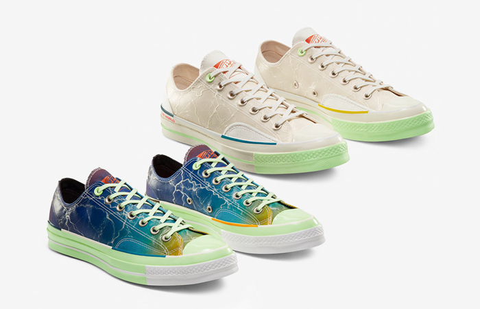 Here Is The Never Seen Before Converse Collaboration With Pigalle ft