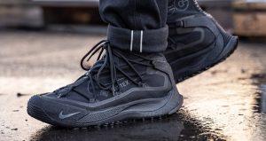 Introduce Yourself With The Upcoming Nike ACG React Terra Antarktik Black