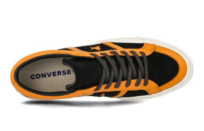 Ivy League Converse One Star Academy OX Black Fire 167137C 04