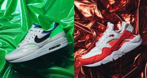 More Images Of Nike Air Max 1 Huarache DNA Series Collection