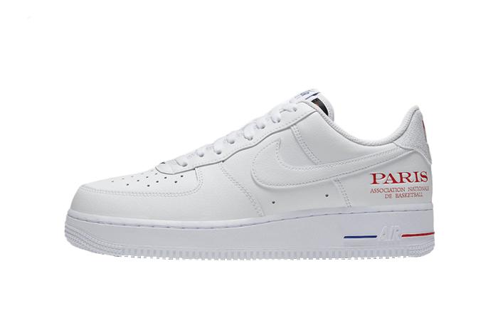 Nike Air Force 1 07 LV8 Clear White CW2367-100 01