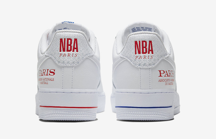 Nike Air Force 1 07 LV8 Clear White CW2367-100 05