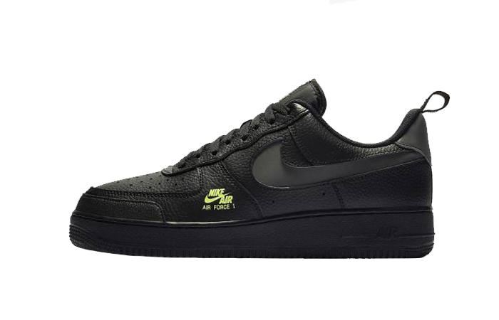Nike Air Force 1 LV8 Utility Black CV3039-002 01