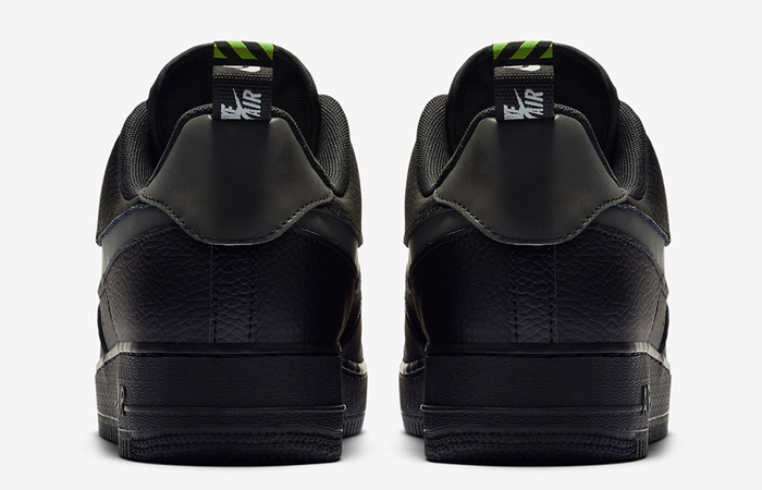 Nike Air Force 1 LV8 Utility Black CV3039-002 04
