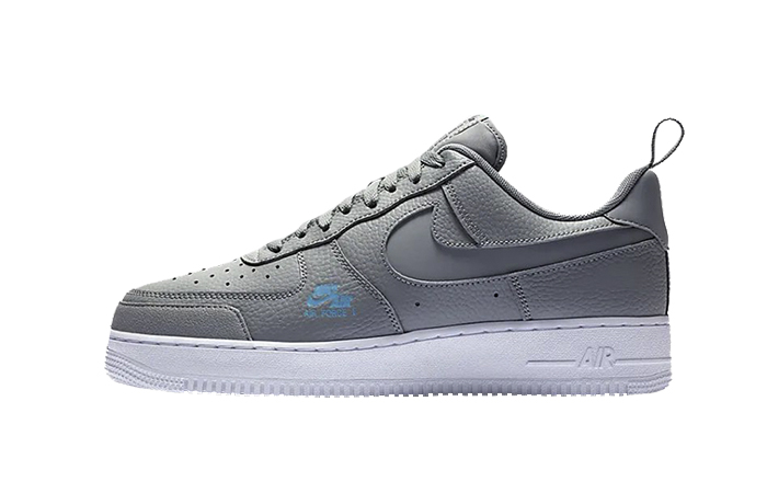 Nike Air Force 1 LV8 Utility Silver CV3039-001 01