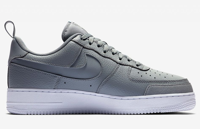 Nike Air Force 1 LV8 Utility Silver CV3039-001 03