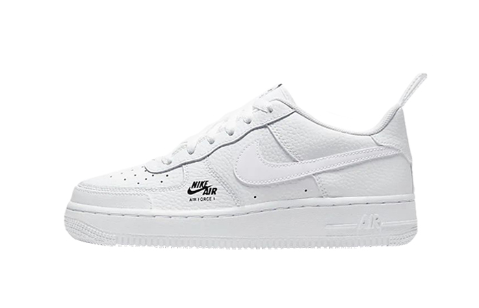 Nike Air Force 1 Low Lucid White CV3039-100 01