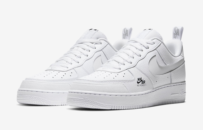 Nike Air Force 1 Low Lucid White CV3039-100 02