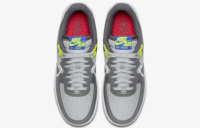 Nike Air Force 1 React DMSX Grey White CD4366-002 04