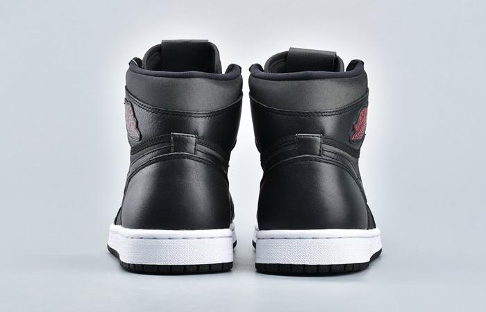 Nike Air Jordan 1 High Retro Black Satin 555088-060 07