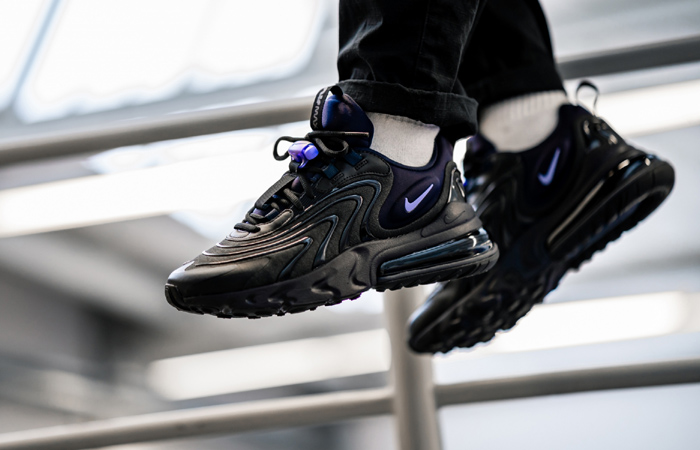 Nike Air Max 270 React Eng Obsidian Cd0113 001 Fastsole