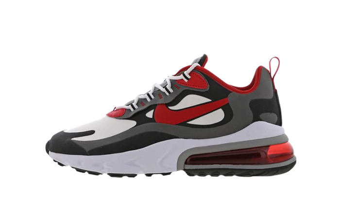 Nike Air Max 270 React Grey Red CI3866-002 01