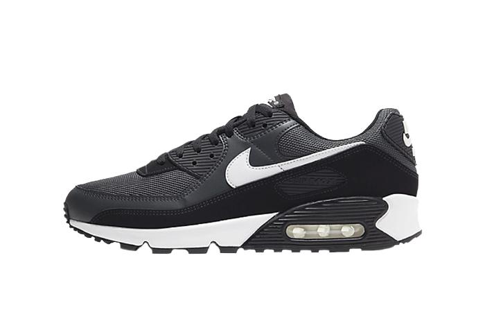 Nike Air Max 90 Black Grey CN8490-002 01