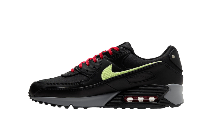 Nike Air Max 90 City Pack Firefighters From New York 01
