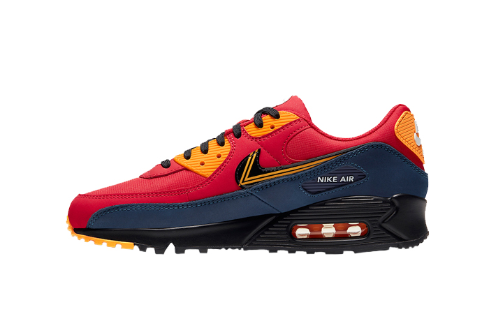 Nike Air Max 90 City Pack Postmen From London 01