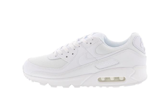 Nike Air Max 90 Clear White CN8490-100 01
