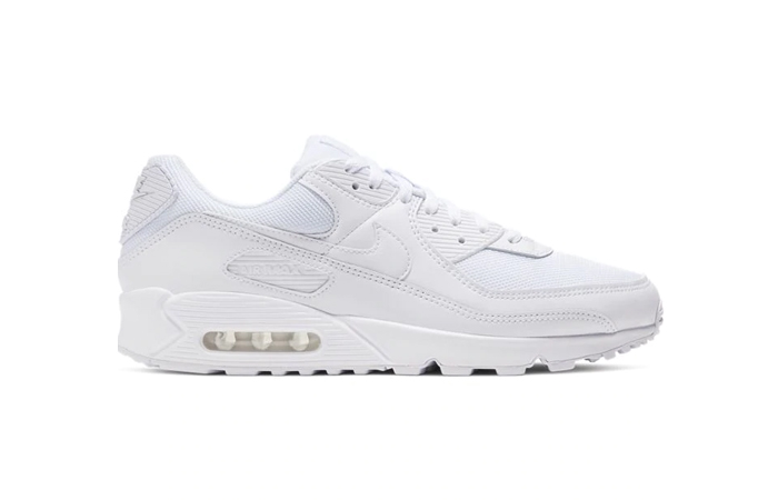 Nike Air Max 90 Clear White CN8490 100