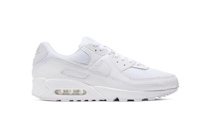 Nike Air Max 90 Clear White CN8490-100 03