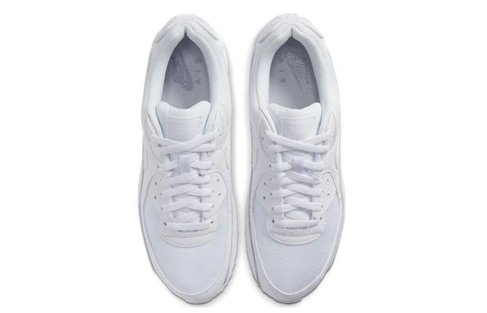 Nike Air Max 90 Clear White CN8490-100 04