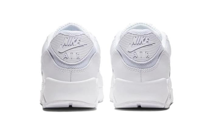 Nike Air Max 90 Clear White CN8490-100 05
