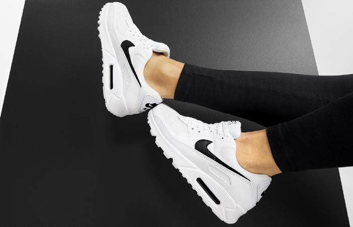 Nike Air Max 90 Re Craft White Black Cq2560 101 Fastsole