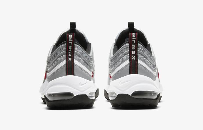 Nike Air Max 97 Metallic Silver Bullet CI7538-001 05