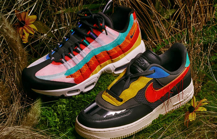 Nike And Converse Displays The 2020 Black History Month Collection ft