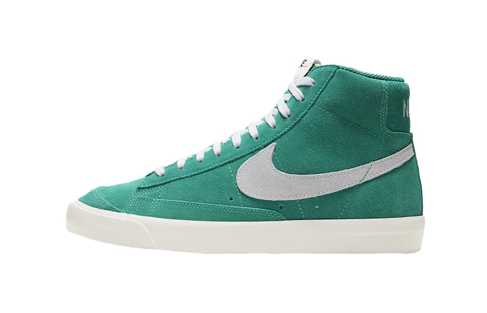 Nike Blazer Mid '77 Suede Neptune Green CI1172-300 01
