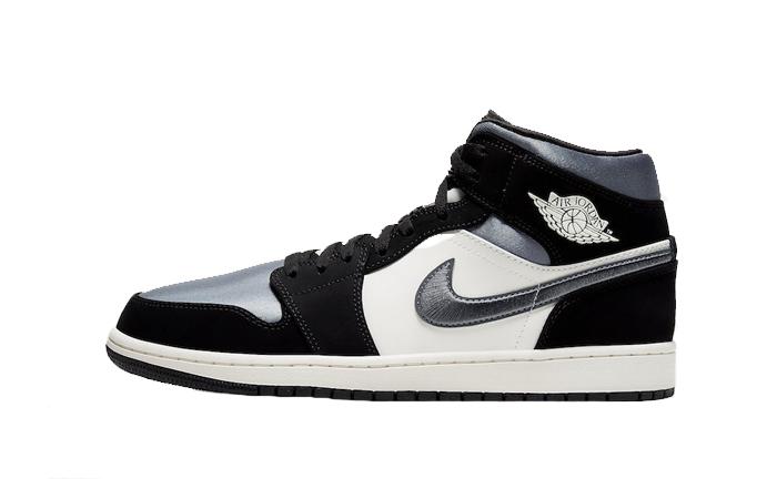 Nike Jordan 1 Mid Metalic Silver 852542-011 01