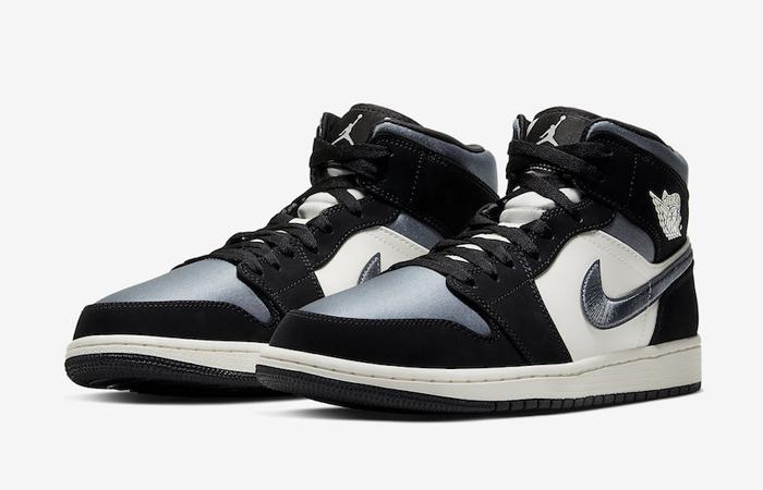 Nike Jordan 1 Mid Metalic Silver 852542-011 02