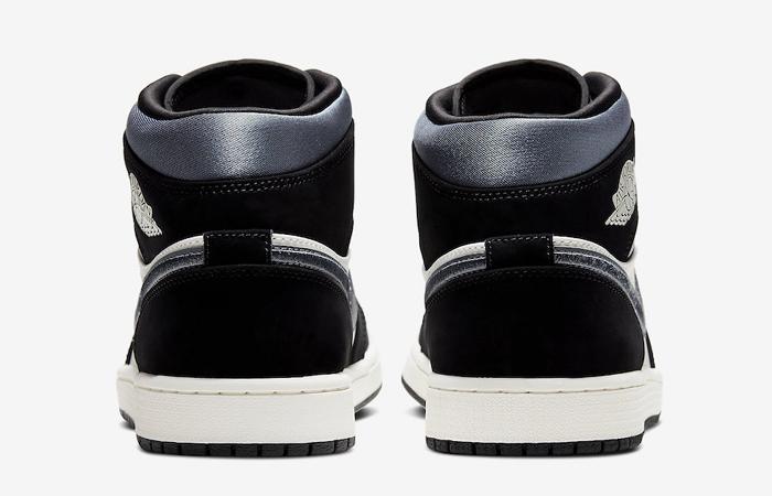 Nike Jordan 1 Mid Metalic Silver 852542-011 05