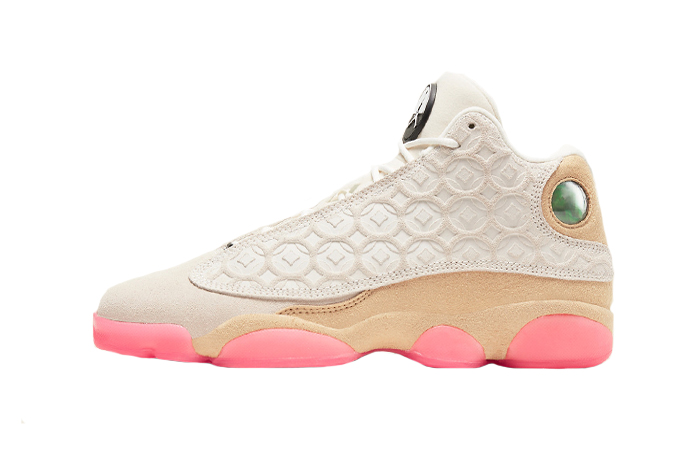 Nike Jordan 13 Cny Day Cream Pink CW4409-100 01