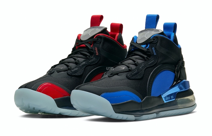 Nike Jordan Aerospace 720 PSG Royal Blue CV8453-001 05