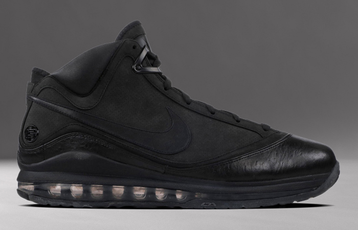 "Nike LeBron 7 Coming With New Series ""All Black Everything"" ft"