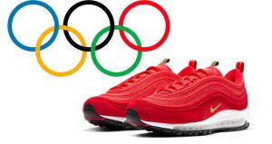 Nike Pays Homage To Olympic Games With Air Max 97 Olympic Rings