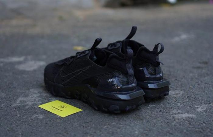 Nike React Vision Core Black CD4373-004 04
