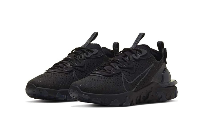 Nike React Vision Core Black CD4373-004 05