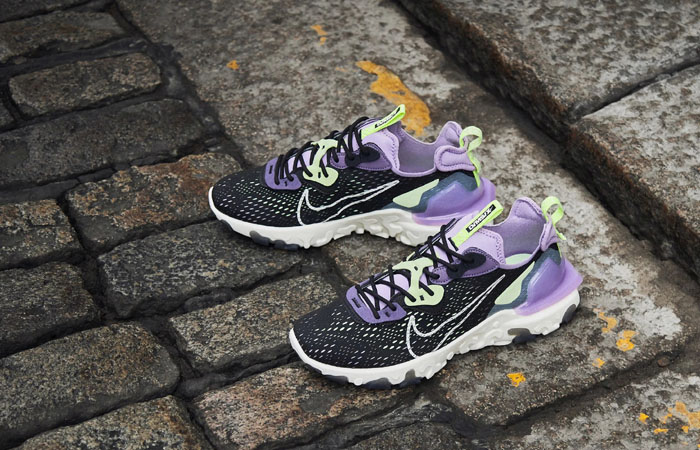 Nike React Vision Purple Black CD4373 002 02