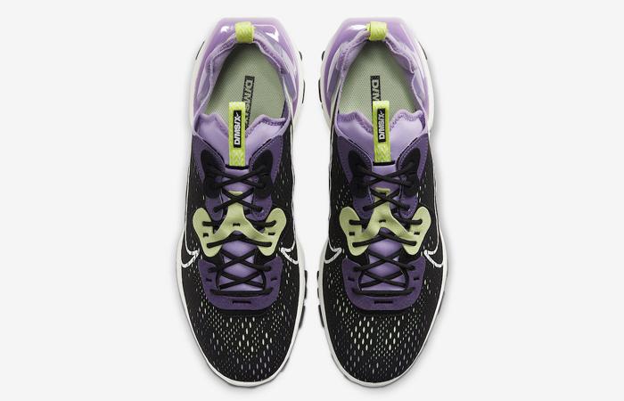 Nike React Vision Purple Black CD4373 002 05