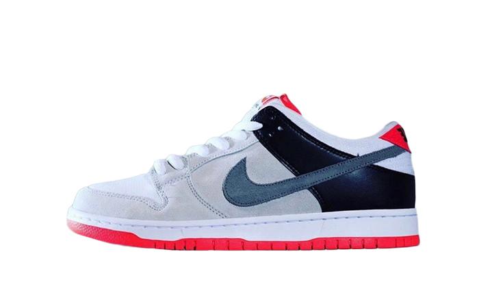 Nike SB Dunk Low Infrared Navy CD2563-004 01