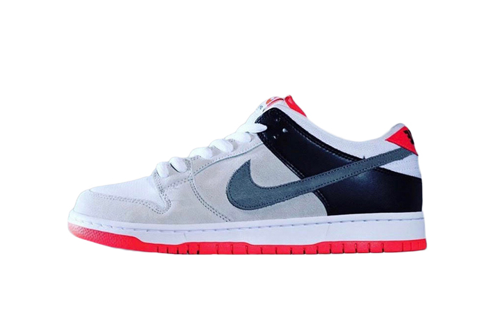 Nike SB Dunk Low Infrared Navy CD2563-004 01