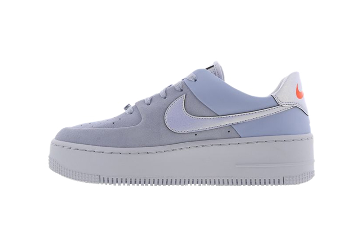 Nike Womens Air Force 1 Sage Aqua White CV3023-400 01
